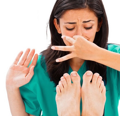 Image result for पैरों की बदबू